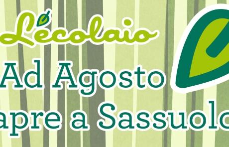 Apertura Sassuolo